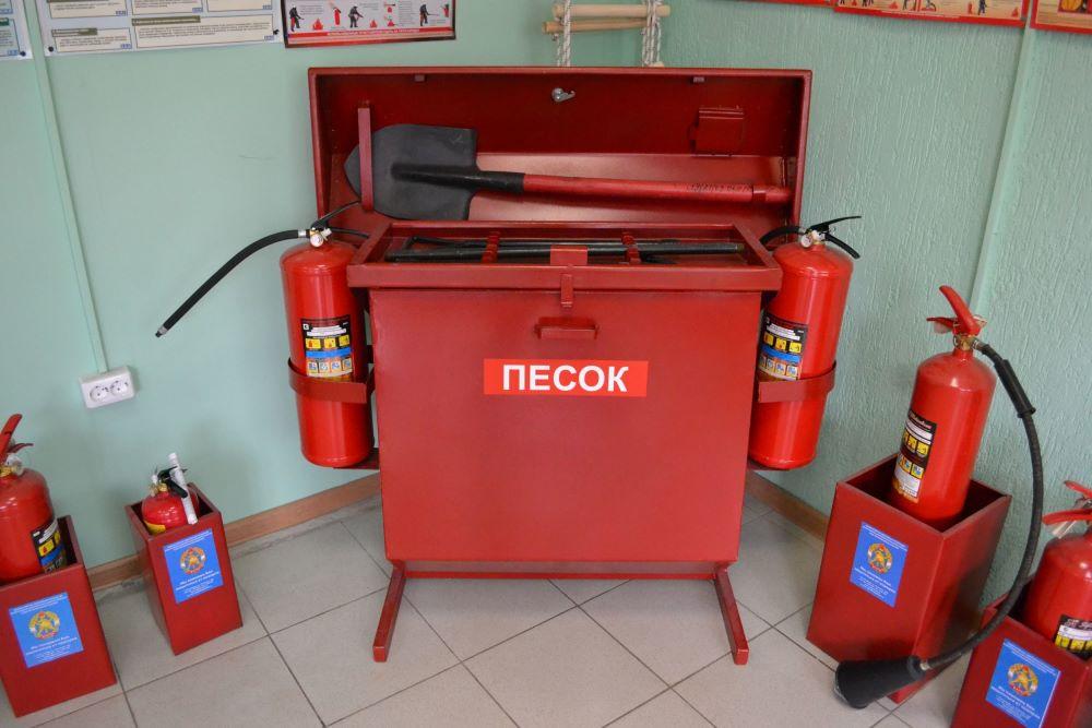 Пожарно-техническая продукция